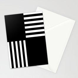 MINIMAL (BLACK-WHITE) Stationery Cards