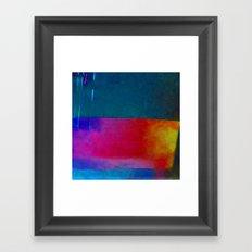 Strange_Landscape2.jpg Framed Art Print