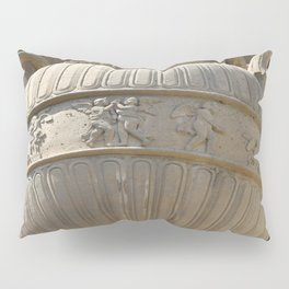 Decorative Urn - Palace Of Fine Arts SF Pillow Sham