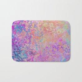Chipping Rainbow Bath Mat