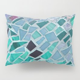 Energy Mosaic Pillow Sham