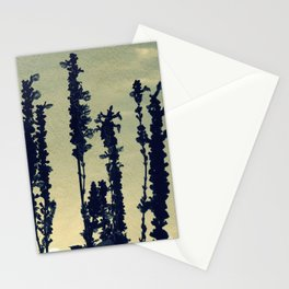 Paper Lavender Stationery Cards