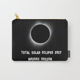 Total Solar Eclipse 2017 Carry-All Pouch