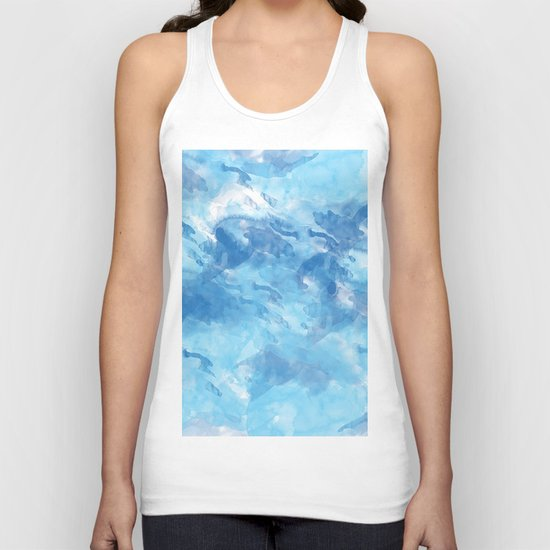 Abstract 43 Unisex Tank Top