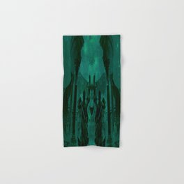 Fight Among the Gods Hand & Bath Towel