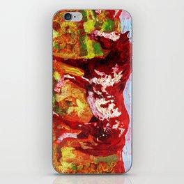 Overo iPhone Skin