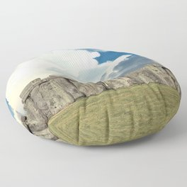 Stonehenge VI Floor Pillow