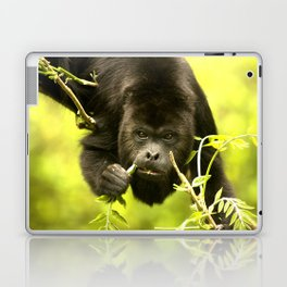 Howler monkey Laptop & iPad Skin