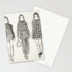Miu Miu fall 2012 RTW Stationery Cards