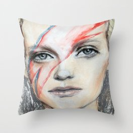 Ruth Bell Throw Pillow