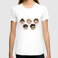 animal crossing T-shirts featuring Animal Crossing One Direction by Pinkeyyou