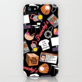 Will Grayson, Will Grayson Print iPhone Case