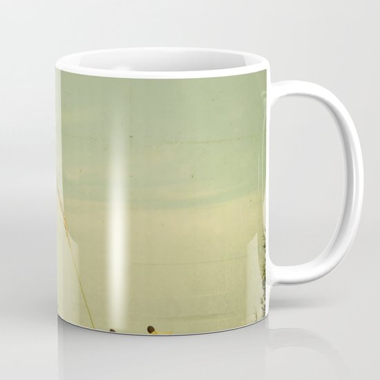 Travel Like A Bird Without a Care Mug
