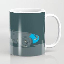 Ecurie E-Type Lightweight – Blue Series Coffee Mug