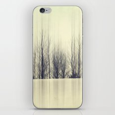Reflections of Winter iPhone & iPod Skin