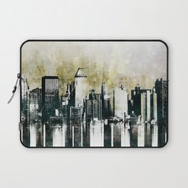 Music of The City Laptop Sleeve