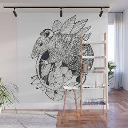 autumn rat Wall Mural