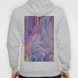 414 - Abstract Colour Design Hoody
