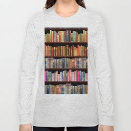 Vintage books ft Jane Austen & more Long Sleeve T-shirt