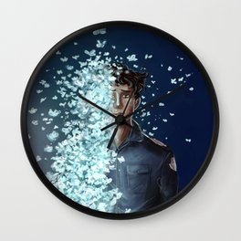 See You When You Get Here - Shingeki No Kyojin Wall Clock