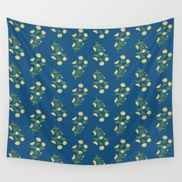 Floral pattern #1 Wall Tapestry