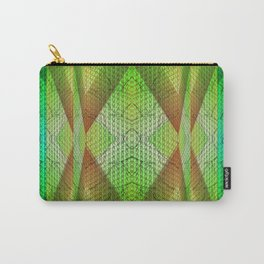 digital texture Carry-All Pouch