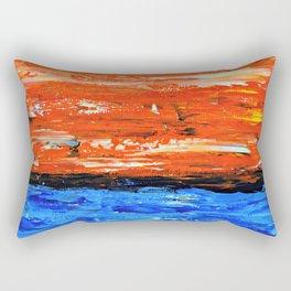 Color Combo #3 Rectangular Pillow