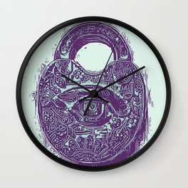 Bundle Wall Clock