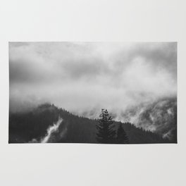 Undone - nature photography Rug