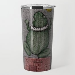 Frogking (2) Travel Mug
