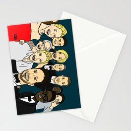 Selfie. Stationery Cards