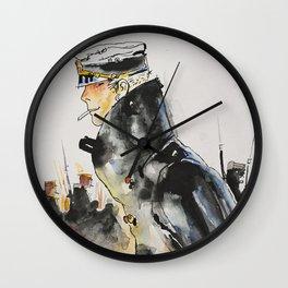 Corto Wall Clock
