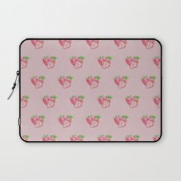 Color pencil Strawberry Laptop Sleeve