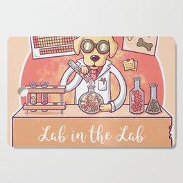 Lab in the Lab Cutting Board