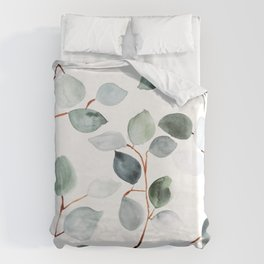 Eucalyptus Bettbezug