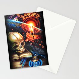 The Right Time Stationery Cards