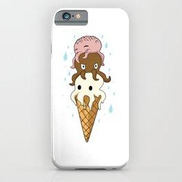Octopus Kraken Ice Cream Cthulhu Diver Gift iPhone Case