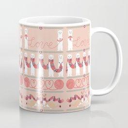 Love from Ermines Coffee Mug