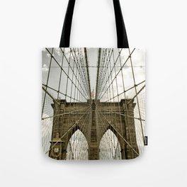 Brooklyn Bridge NYC Tote Bag