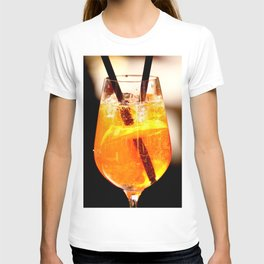 Cheers! Cocktail Drink #decor #society6 T-shirt