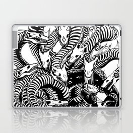 Lonely Hydra Laptop & iPad Skin
