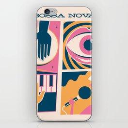 Bossa Nova Cuca Fresca iPhone Skin