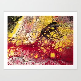 """Lala"" Art Print"