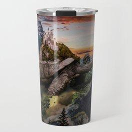 Turtle World Travel Mug