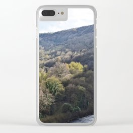 Ladybower Clear iPhone Case