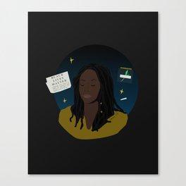 Queen Nova Canvas Print