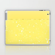 XVI - Yellow Laptop & iPad Skin