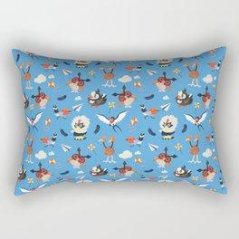 Air Cutter Rectangular Pillow