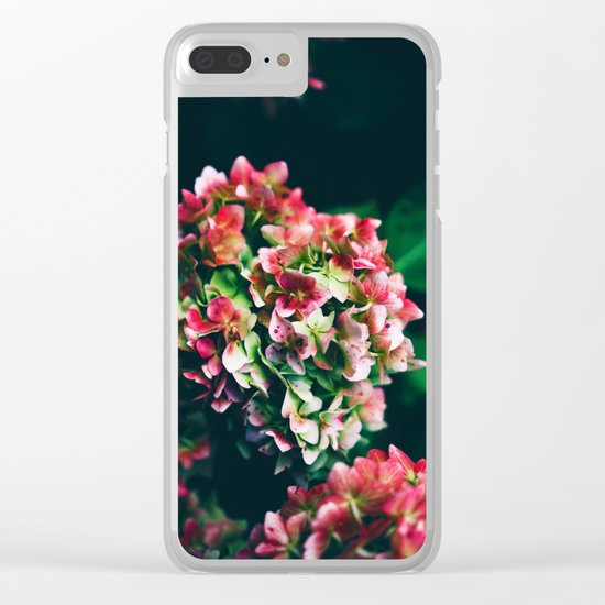 Treasure of Nature II Clear iPhone Case