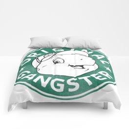 Franklin The Turtle - Starbucks Design Comforters